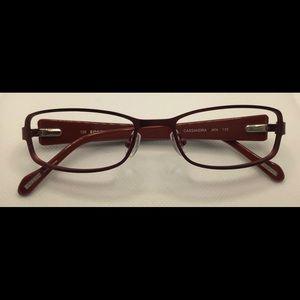Fossil Cassandra Eyeglass Frames
